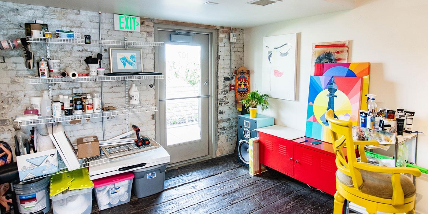 Artist Studio Rentals