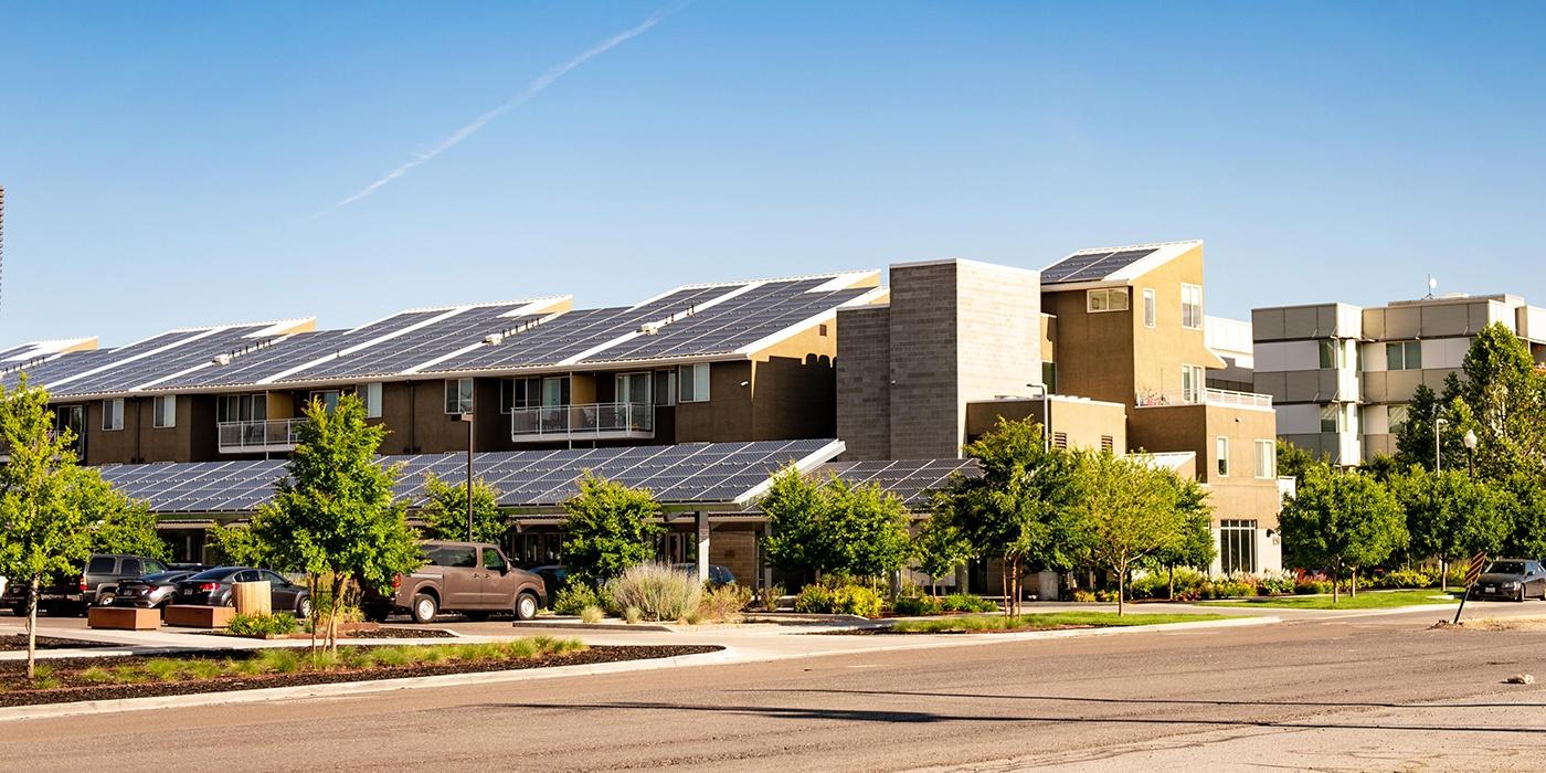 Artspace Solar Gardens